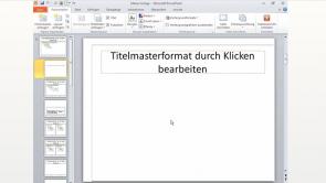 Microsoft Powerpoint 2010 Tutorial