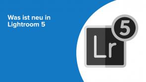 Was ist neu in Lightroom 5?