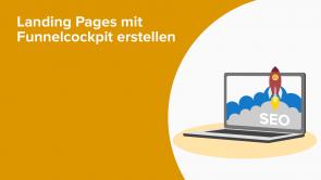 Landing Pages mit Funnelcockpit erstellen