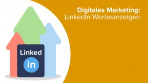 Digitales Marketing: LinkedIn Werbeanzeigen