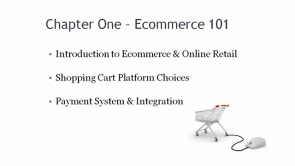 E-Commerce: Your Own Online Shop