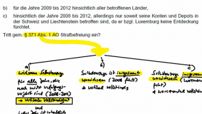 7. Steuerstrafrecht (2013 / 2014)