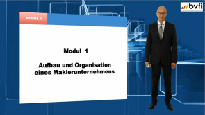 Aufbau und Organisation von Maklerunternehmen