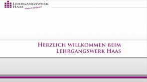 Steuerberater - Lehrgangswerk Haas (2014 / 2015)