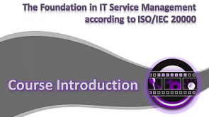 ITIL® Service Management according to ISO/IEC 20000