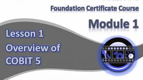 COBIT 5 Foundation Certificate Course