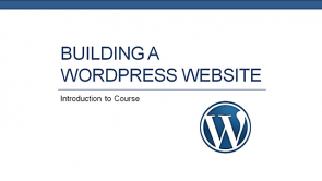 WordPress Package (eng)