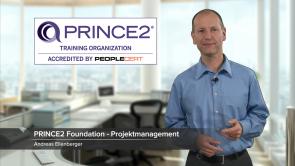 PRINCE2® Foundation Projektmanagement