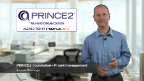 PRINCE2® Foundation Projektmanagement