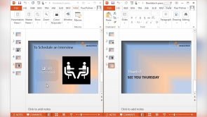 Modifying the PowerPoint Environment