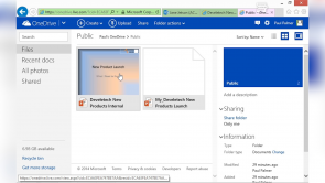 Collaborating on a Presentation with PowerPoint 2013