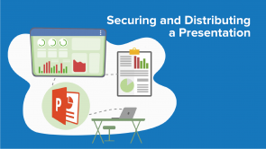 Securing and Distributing a Presentation