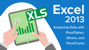 Analyzing Data with PivotTables, Slicers, and PivotCharts