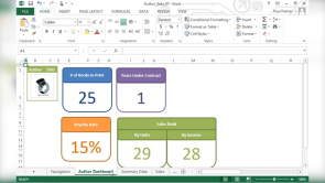 Enhancing Workbooks in Excel 2013