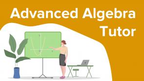 Advanced Algebra Tutor