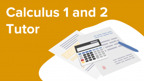 Calculus 1 and 2 Tutor