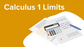Calculus 1 Limits