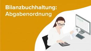 Bilanzbuchhaltung: Abgabenordnung