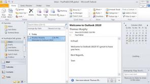 Microsoft Outlook 2010 (Englisch)