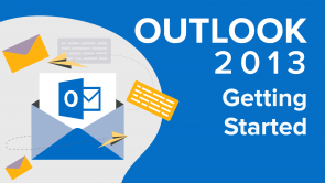 Getting Started with Outlook 2013