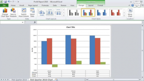 Charts in Excel 2010