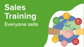 Sales Training – Everyone sells (EN)