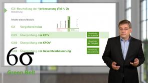 Six Sigma Green Belt – Zusammenfassung