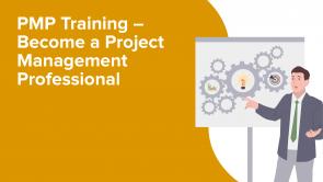PMP Training – Become a Project Management Professional (EN)