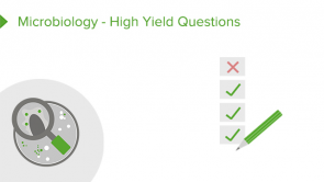 Microbiology - High Yield Questions