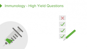 Immunology - High Yield Questions