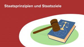 Staatsprinzipien und Staatsziele