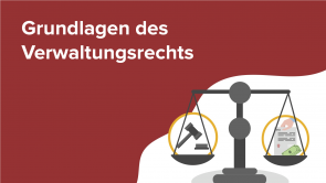 Grundlagen des Verwaltungsrechts