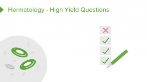 Hematology - High Yield Questions