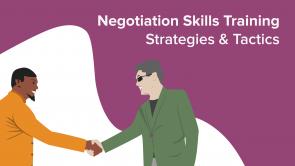 Negotiation Skills & Strategies (EN)