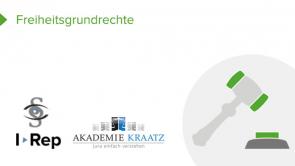 Freiheitsgrundrechte (coming soon)