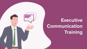 Executive Communication Training (EN)