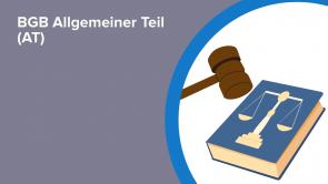 BGB Allgemeiner Teil (AT)