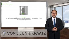 Straftaten gegen die Staatsgewalt