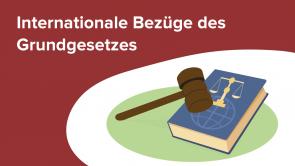 Internationale Bezüge des Grundgesetzes