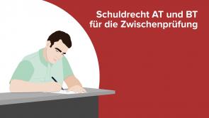 Schuldrecht AT und BT für die Zwischenprüfung