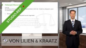 Verwaltungsprozessrecht: Rechtsmittel