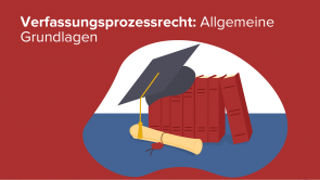 Verfassungsprozessrecht: Allgemeine Grundlagen