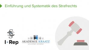 Strafrecht Allgemeiner Teil (AT) – Teil 1 (coming soon)