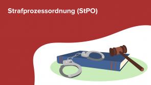 Strafprozessordnung (StPO)