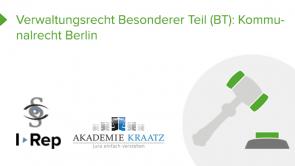 Verwaltungsrecht Besonderer Teil (BT): Aufbau der Berliner Verwaltung
