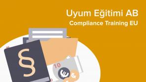 Compliance Training EU (TR) – Uyum Eğitimi AB