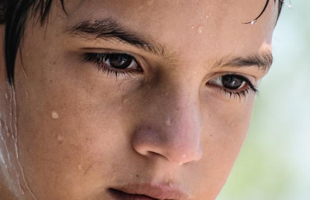 Schweiß_kindlichesgesicht_Boy Face from Venezuela.jpg