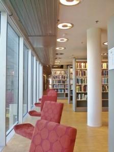 Linnéuniversitetet in Växjö