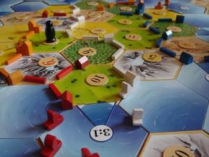 Mehr als nur ein Spie: die Siedler von Catan. Foto: Alexandre Duret-Lutz/flickr.com