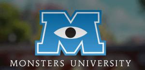 Willkommen auf der Monster Universität.